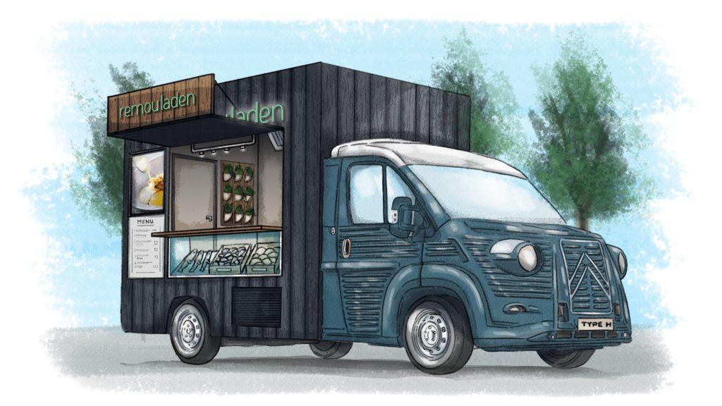 Remouladen_FoodTruck_Illustration